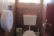 WC im 1. Obergeschoss