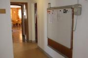 Korridor mit Garderobe